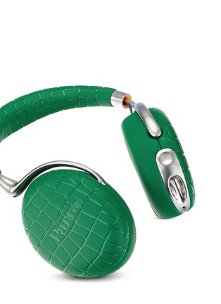Parrot - Zik 3 croc embossed wireless headphones