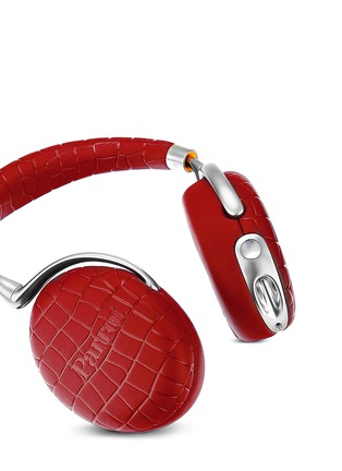Detail View - Click To Enlarge - Parrot - Zik 3 croc embossed wireless headphones