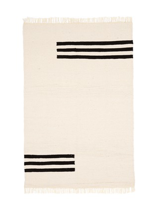 Main View - Click To Enlarge - LAUREN G - Samar medium wool rug