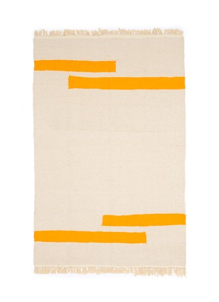 LAUREN G-Chams medium wool rug