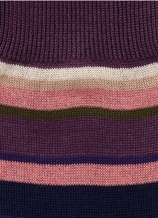 Detail View - Click To Enlarge - Paul Smith - 'Mill Stripe' socks
