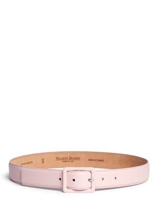 Maison Boinet-Leather belt