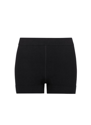 Main View - Click To Enlarge - Alaïa - Dense knit hot pants