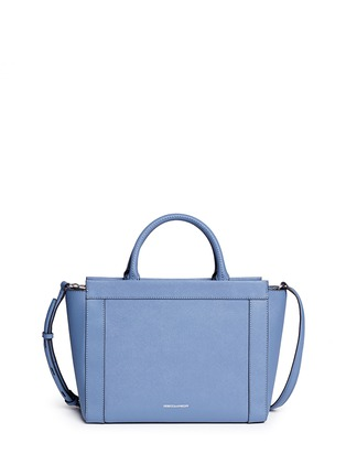 Back View - Click To Enlarge - Rebecca Minkoff - 'Small Monroe' saffiano leather tote