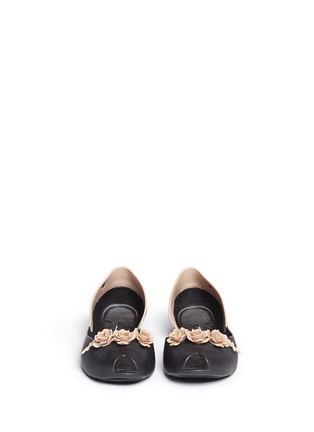 Figure View - Click To Enlarge - Melissa - x Alexandre Herchcovitch 'Flower Queen' PVC flats
