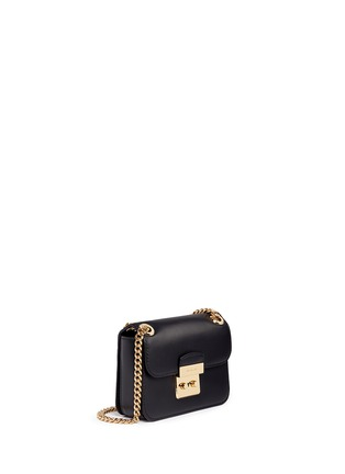 Detail View - Click To Enlarge - Michael Kors - 'Sloan Editor' small chain crossbody bag