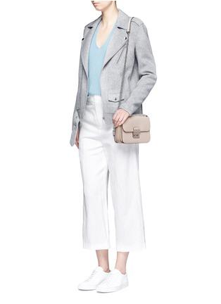 Figure View - Click To Enlarge - Michael Kors - 'Sloan Editor' medium chain crossbody bag