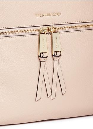 - Michael Kors - 'Rhea' medium nappa leather backpack