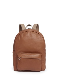 Meilleur Ami Paris 'Sac A Dos' leather backpack