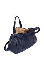'Bel Ami' leather duffle bag