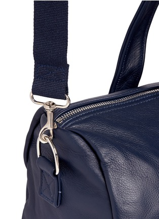 Detail View - Click To Enlarge - Meilleur Ami Paris - 'Bel Ami' leather duffle bag