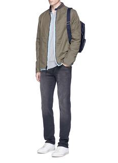 Meilleur Ami Paris'Sac A Dos' leather backpack