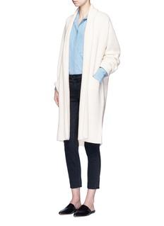 VinceWool blend robe cardigan