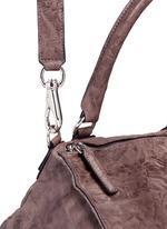 'Pandora' medium Pepe sheepskin leather bag