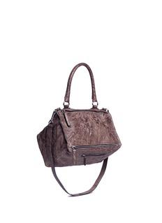 Givenchy'Pandora' medium Pepe sheepskin leather bag