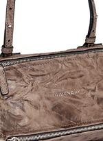 'Pandora' mini pepe sheepskin leather bag