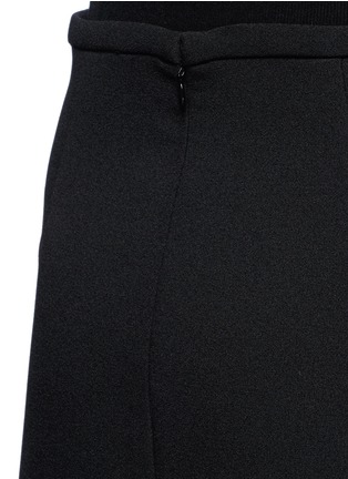 Detail View - Click To Enlarge - Ellery - 'Beedee' cady flute skirt