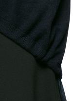 'Smitten' ribbon drawstring cashmere sweater