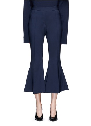 Main View - Click To Enlarge - Ellery - 'Federico' cropped flared pants