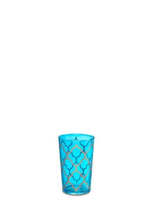 Main View - Click To Enlarge - KHMISSA MOROCCO DESIGN - Parva tea glass
