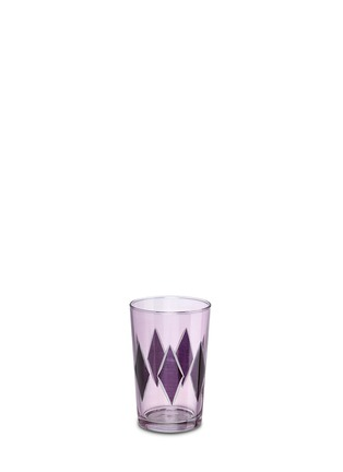 KHMISSA MOROCCO DESIGN - Diamond tea glass