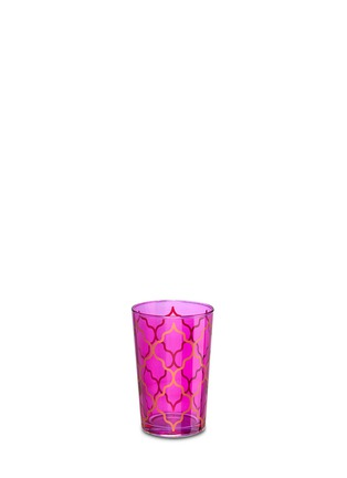 KHMISSA MOROCCO DESIGN - Parva tea glass