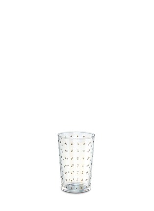 KHMISSA MOROCCO DESIGN-Plumetis tea glass