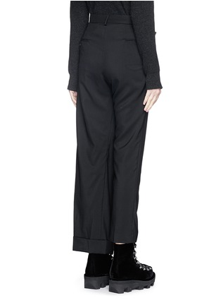 FACETASM - 'Wide and Slim' pants