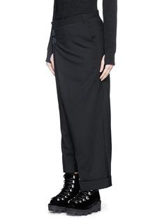FACETASM'Wide and Slim' pants