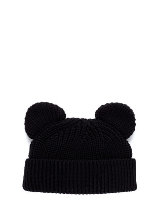 Figure View - Click To Enlarge - MARKUS LUPFER - Jewel cat ear beanie