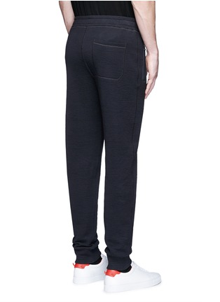 Back View - Click To Enlarge - Lanvin - Technical jersey jogging pants