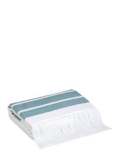HamamMarine hand towel - White/Teal
