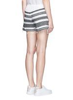 'Freya' tibeb embroidery shorts