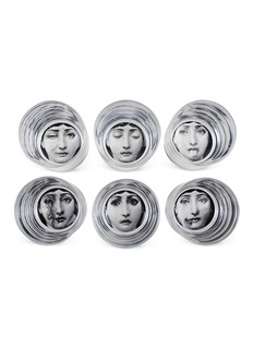 Fornasetti Themes and Variations glass set