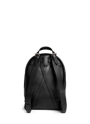 Back View - Click To Enlarge - 3.1 Phillip Lim - 'Bianca' mini fringe pocket leather backpack
