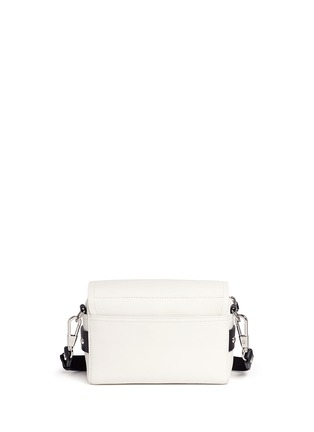 Back View - Click To Enlarge - 3.1 Phillip Lim - 'Bianca' small fringe leather crossbody bag