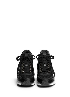 ASH'Dream' lace wedge sneakers