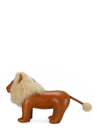 Zuny - Classic lion bookend