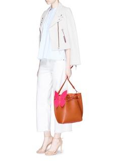 Sophia Webster'Remi' butterfly leather bucket bag