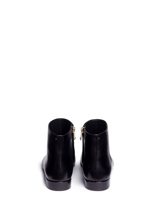 Back View - Click To Enlarge - Stella Luna - Leather ankle boots