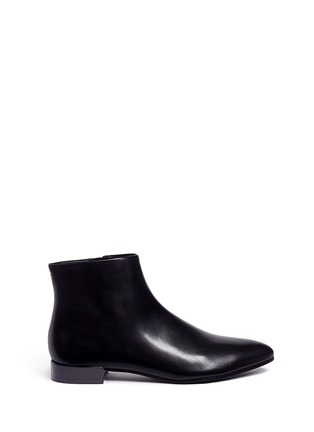 Main View - Click To Enlarge - Stella Luna - Leather ankle boots
