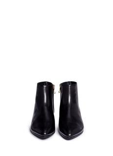 Stella LunaLeather ankle boots