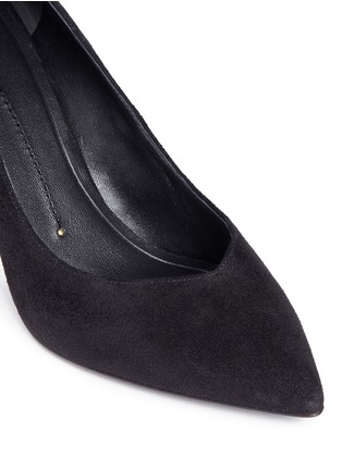 Detail View - Click To Enlarge - Stella Luna - Suede pumps