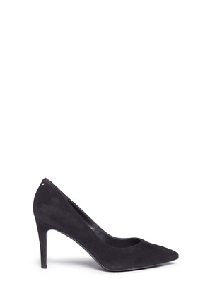 Main View - Click To Enlarge - Stella Luna - Suede pumps