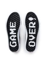 x Nintendo 'Sk8-Hi Zip' character print canvas kids sneakers