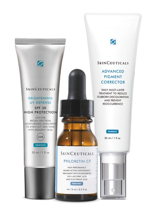 Main View - Click To Enlarge - SkinCeuticals - Antioxidant Brightening Set