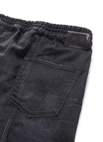 'New Rollins' drop crotch jogging pants