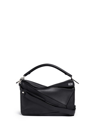 Loewe - 'Puzzle' large calf leather bag