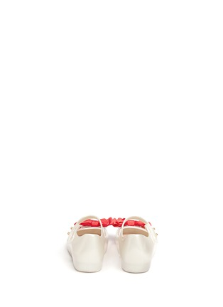 MELISSA-幼儿款蝴蝶结果冻鞋