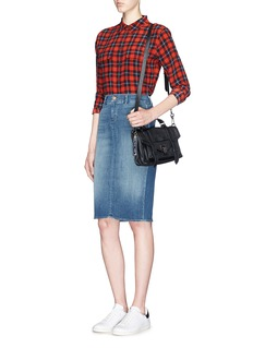 EQUIPMENT'Slim Signature' tartan plaid shirt